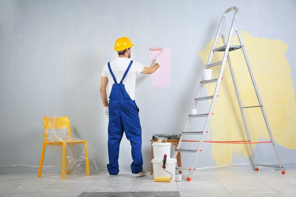 Die Renovierung des Arbeitszimmers kann voll abgesetzt werden.