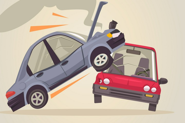 Unfallkosten als Werbungskosten absetzen