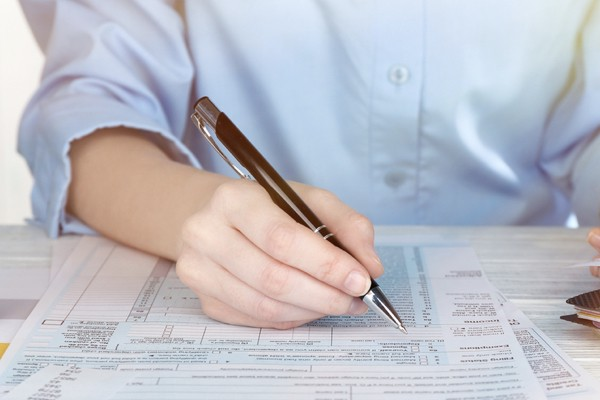 What is actually a tax declaration?