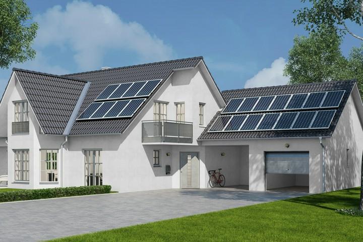 Mit einer Photovoltaik-Anlage Steuern sparen