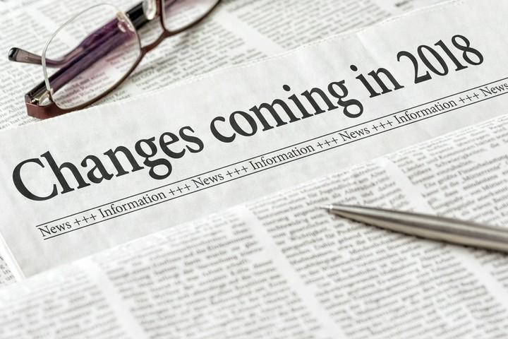 Neues Jahr, neues (Un-)Glück: Das ändert sich für Steuerzahler 2018