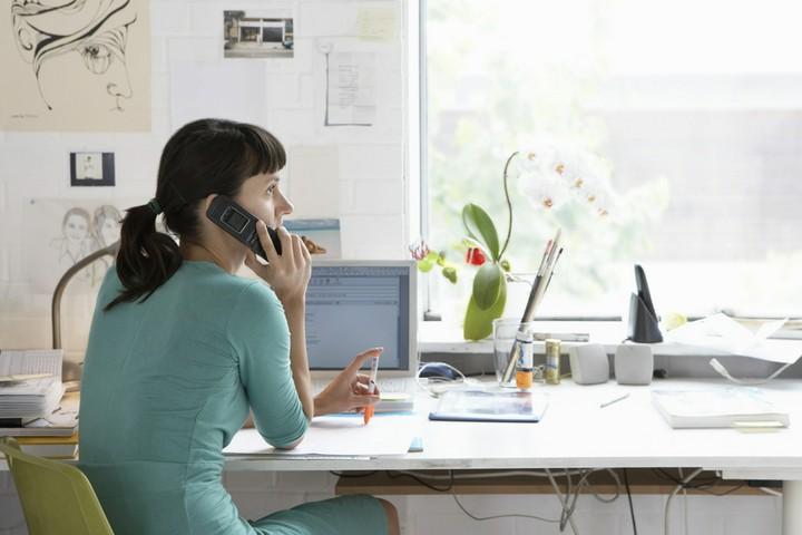 Nutzt du deinen Telefon- und Internetanschluss auch beruflich?