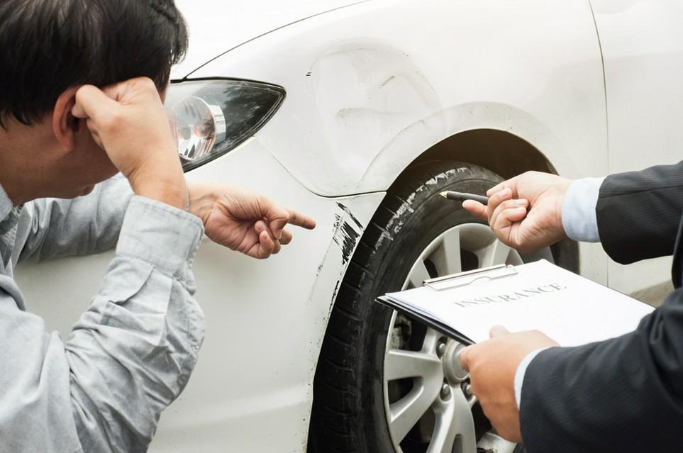 Versicherung fürs Auto