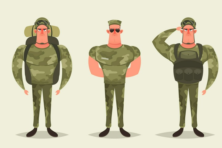 Warum Soldaten manchmal Steuern nachzahlen müssen