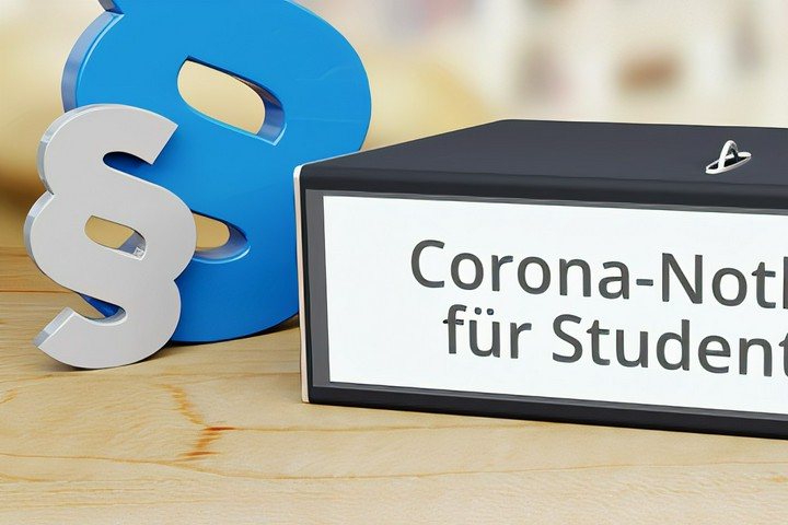Sichere Dir Deine Corona-Nothilfe für Studenten!