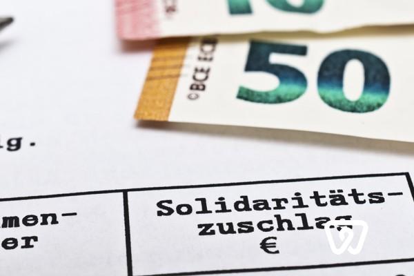 Construction tax assessment: What does it look like? (Steuerbescheid Aufbau)