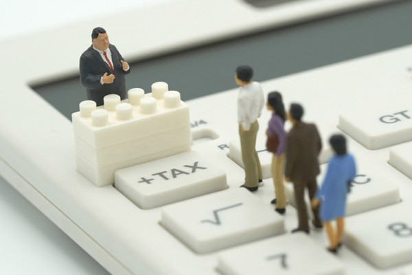 After your tax return: tax back, or tax back payment?
