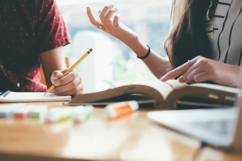 Lerngemeinschaft in der Steuererklärung