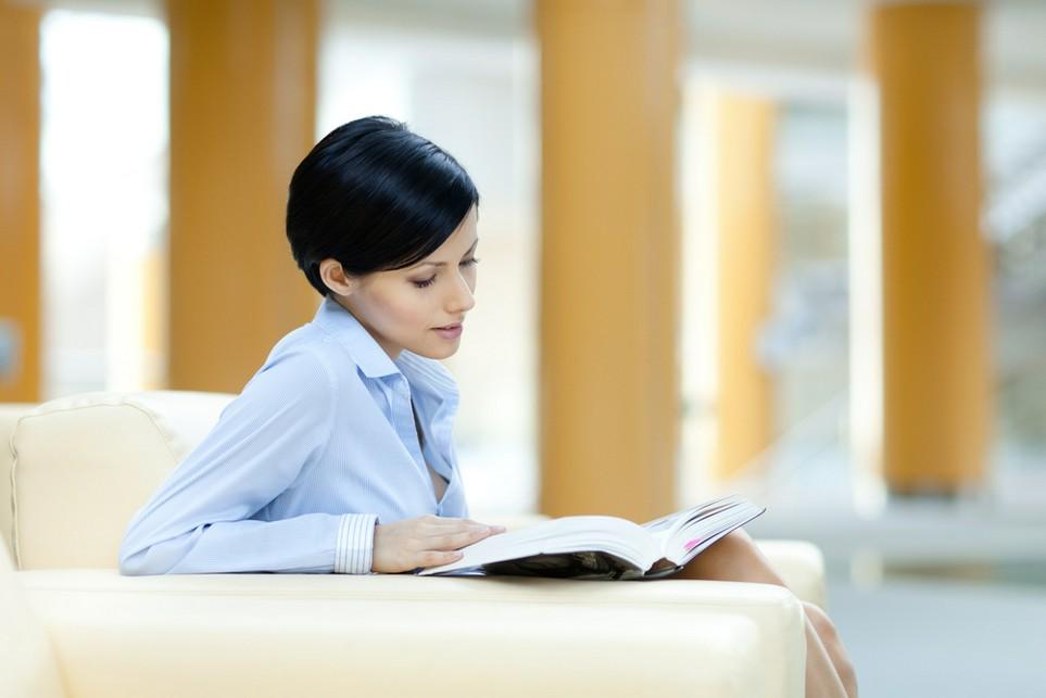 Fachbücher helfen bei der Arbeit und können von der Steuer als Werbungskosten abgesetzt werden.
