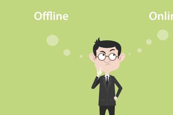 Buchhaltungssoftware Online vs. Offline - Ein Vergleich