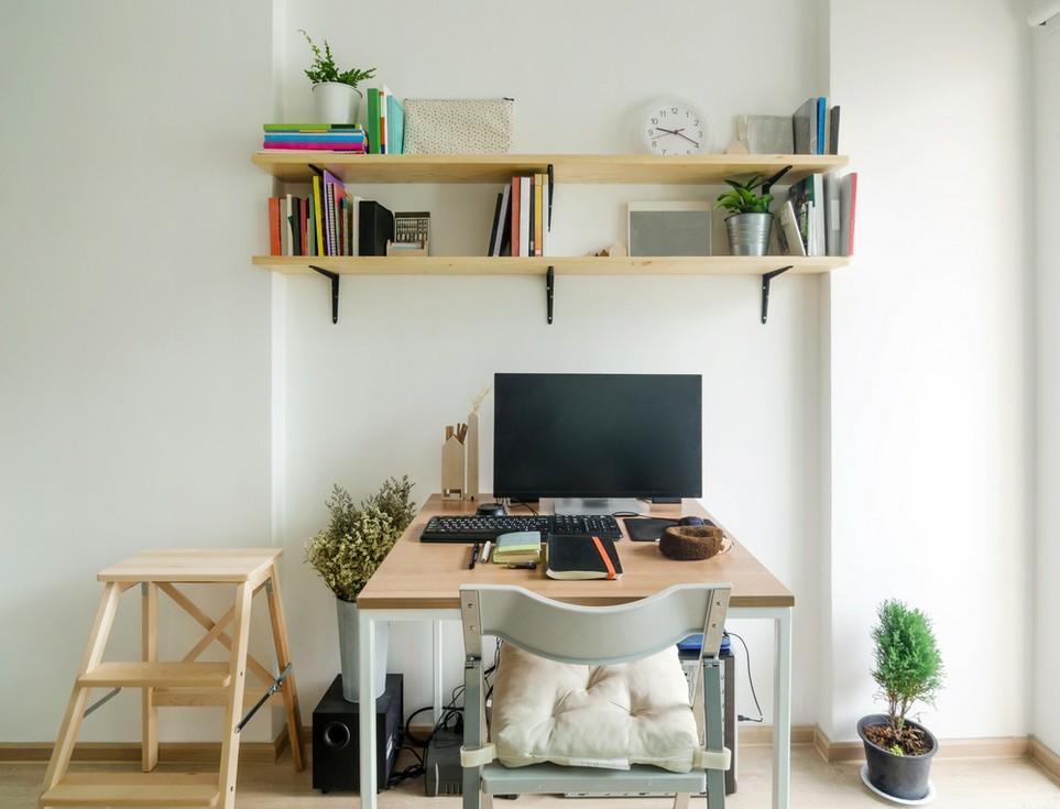 Welche Voraussetzungen muss ein häusliches Arbeitszimmer erfüllen?