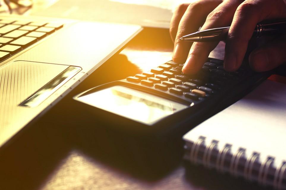 Berechnung mit dem Taschenrechner