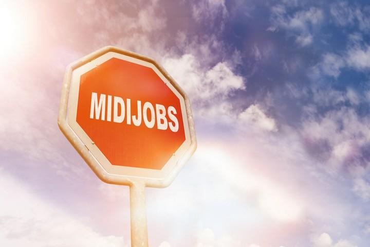 Midijob: Was ist das und wie muss dieser versteuert werden?