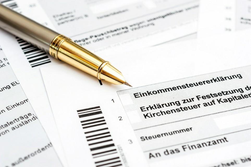 Steuernummer - wo Du sie findest.