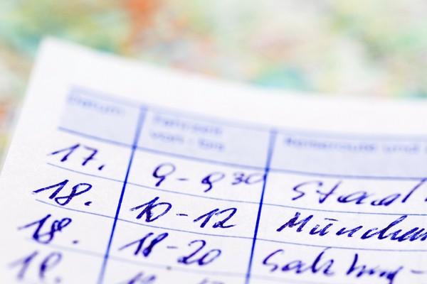 Steuern sparen mit einem Fahrtenbuch