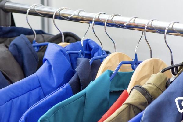 Arbeitskleidung absetzen? Kein allzu leichtes Unterfangen
