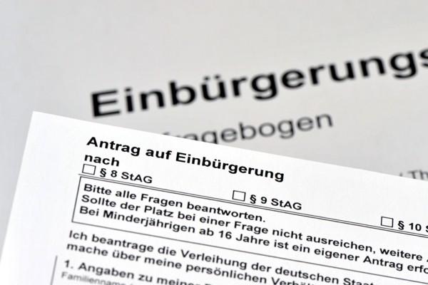 Können Kosten für die Einbürgerung steuerlich abgesetzt werden?
